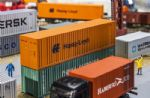Faller 180841 40' High Cube Container - Hapag Lloyd